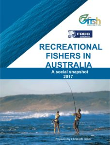 Recreational Fishers in Australia - A social snapshot
