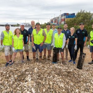 Ozfish and BCF launch new Give Back to Habitat Initiative in Moreton Bay
