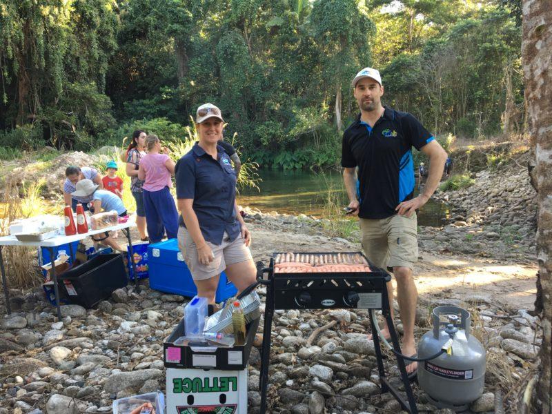 OzFish lend a hand at Tree Planting Day