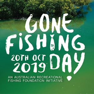 OzFish throws support behind Gone Fishing Day Sunday Oct 20