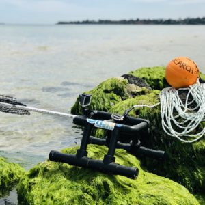 FISHING WORLD -Vic anglers go fishing for habitat in the bay